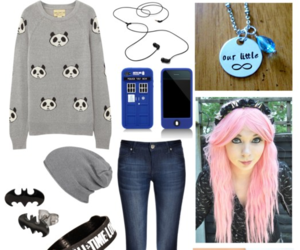 clothes, doctor who, and fashion image