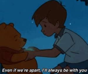 pooh, cute, and love image