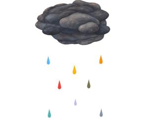clouds, rain, and transparent image