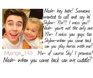 imagine, nash grier, and magcon image