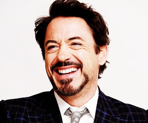 robert downey jr, sexy, and smile image