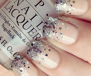 beauty, silver, and sparkle image