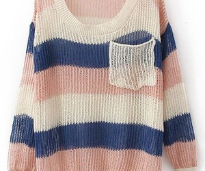 cute, fashion, and sweater image
