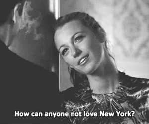 gossip girl, new york, and quotes image