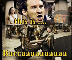 300, Barca, and Barcelona image