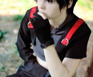 simple cosplay costume, halloween cosplay ideas, and anime cosplay image
