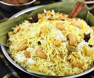 indian, rice, and biryani image