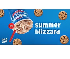Dairy Queen, chips ahoy, and dessert image