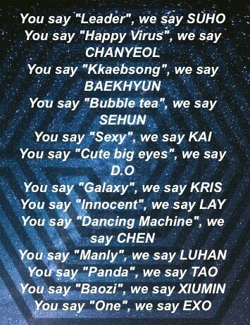 We Are One Exo L Uploaded By D Ina On We Heart It