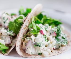 fish, sandwich, and tuna image