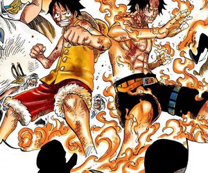 one piece, monkey d. luffy, and anime image
