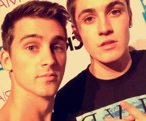 cody johns and sammy wilkinson image