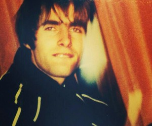 british, liam gallagher, and live forever image