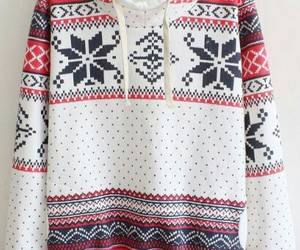 sweater, hoodie, and winter image