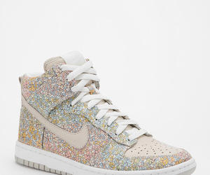 floral, flowers, and nike image