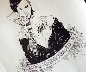 anime, fanart, and uta image