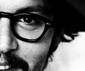 johnny depp, actor, and love image