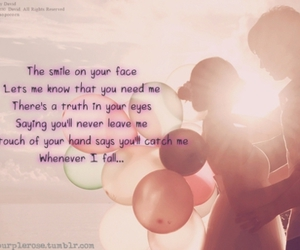balloons, life, and lovers image