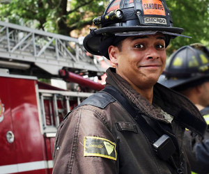 cast, chicago fire, and funny face image
