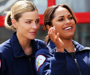 cast, chicago fire, and friendship image