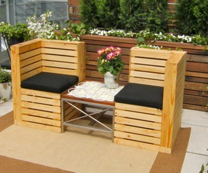 pallet furniture ideas, pallets ideas, and ideas for pallets image