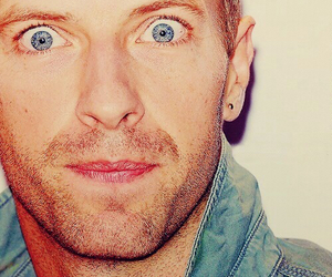 coldplay, beautiful, and Chris Martin image