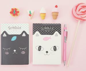 cute, cats, and kawaii image