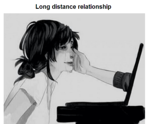 one direction, distance, and me image