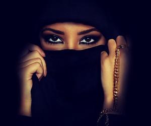 eyes and arabic image
