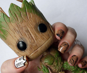 groot and nails image