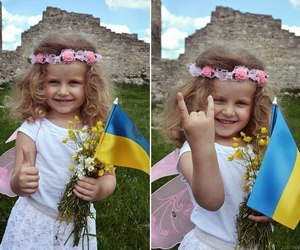 beautiful, ethnic, and ukraine image