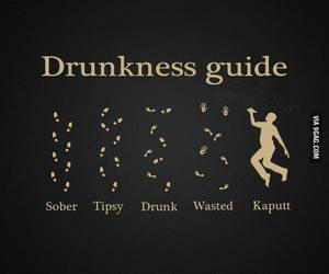 drunk, alcohol, and guide image
