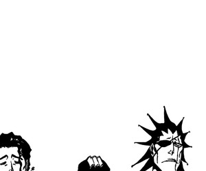 bleach, manga, and byakuya image