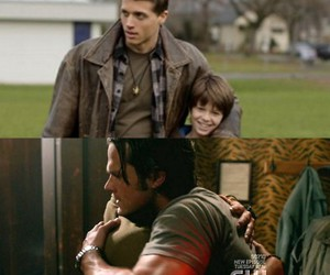 brothers, dean winchester, and sam winchester image