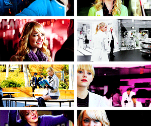 movie, gwen stacy, and the amazing spider man image