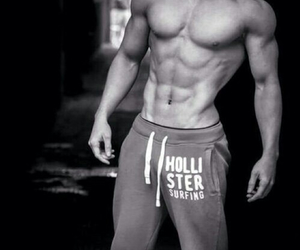 body, healthy, and him image