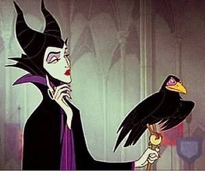 maleficent, disney, and movie image
