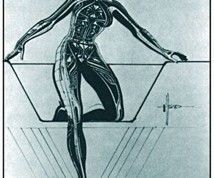science fiction and tron image