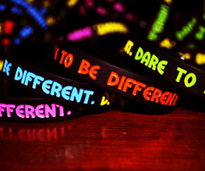 be, dare, and yellow image