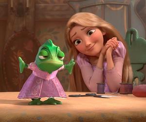 disney, rapunzel, and cute image
