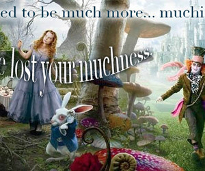 :), alice, and alice in wonderland image