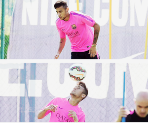 neymar, neymar jr, and Barca image