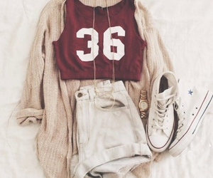 hipster and outfits image