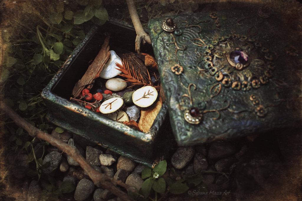 картинки с магическими предметами много ярких