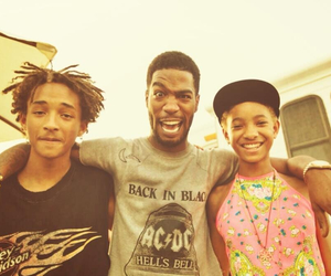 cudi, jaden smith, and kid cudi image