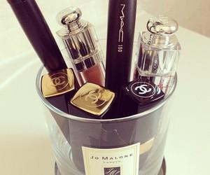 chanel, mac, and makeup image