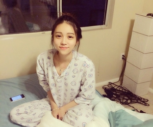 asian, skinny, and cute image