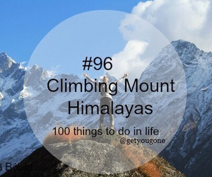 96 and 100 things to do in life image