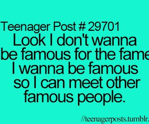 teenager post, funny, and famous image