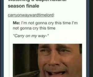 dean winchester, funny, and Kansas image